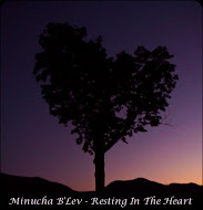 Minucha B&#39;Lev - Resting In Our Hearts