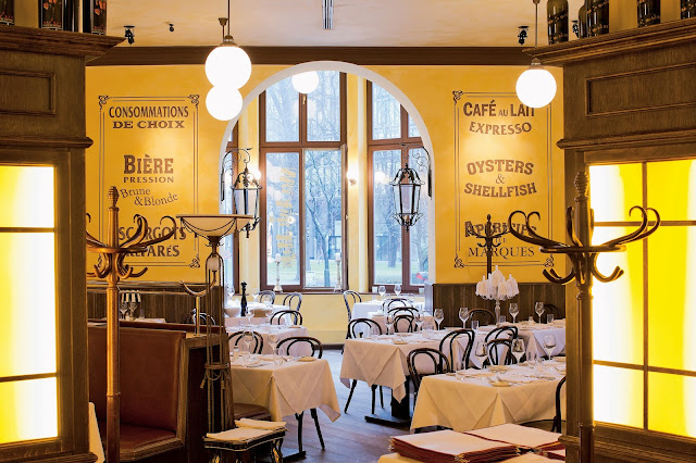 Innenansicht Mon Amie Maxi. Photo: Christof Herdt, Frankfurt am Main für Tre Torri | Arthurs Tochter Kocht by Astrid Paul
