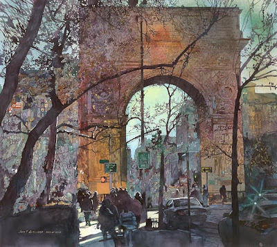 research paper on washington square