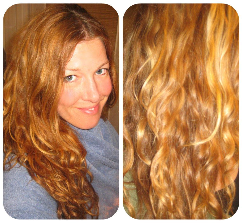Revlon Colorsilk Honey Blonde  Dark Brown Hairs