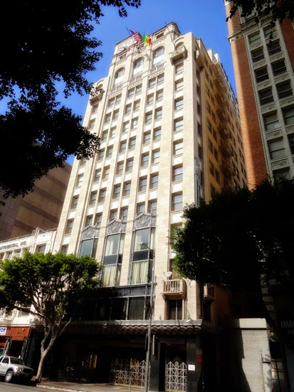 Oviatt Building by Lady by Choice
