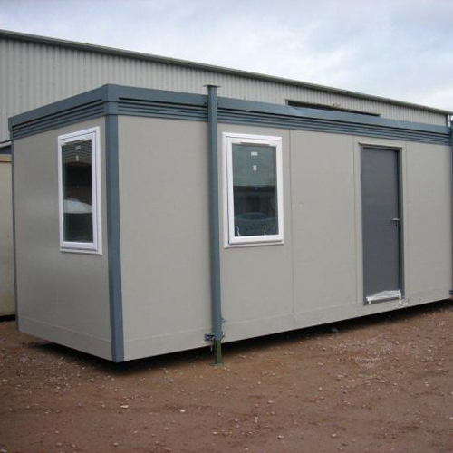 Temporary Construction Office : Stacked cabins hire