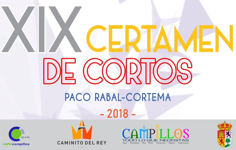 Certamen de Cortos 'Paco Rabal' Cortema 2017