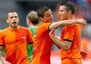 Prediksi Skor Belanda vs Turki