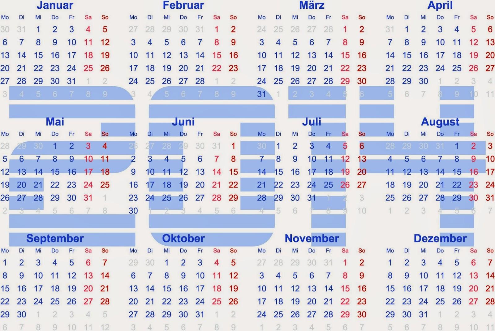 Printable Calendar Ks : Printable very hight resolution hd calendar for