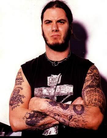 Phil anselmo tattoos info for Phil anselmo tattoos