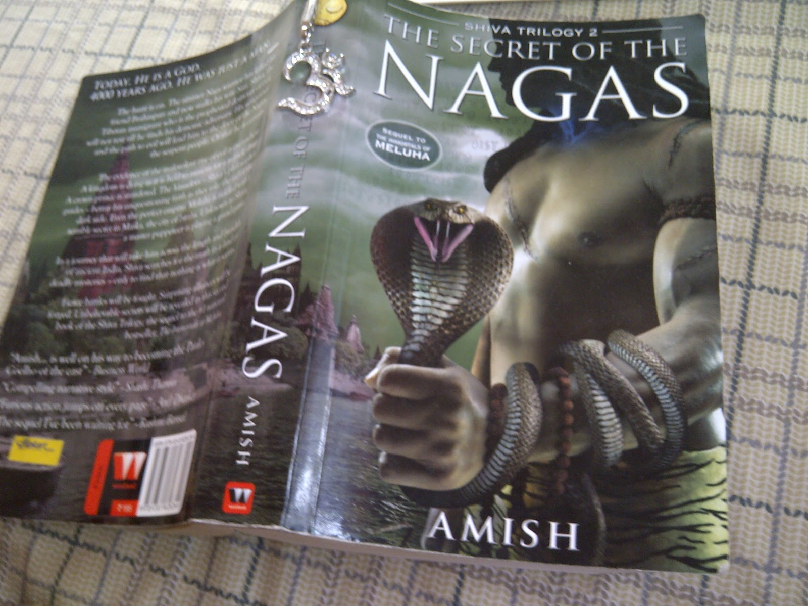 Immortals Of Meluha And The Secret Of The Nagas The secrets of the    Immortals Of Meluha And The Secret Of The Nagas