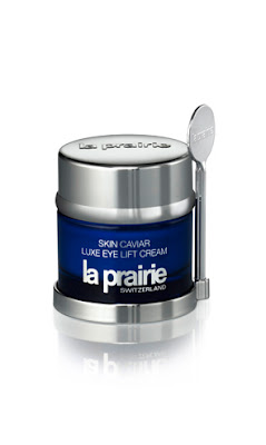 La Prairie, La Prairie eye cream, La Prairie skincare, La Prairie skin care, La Prairie Skin Caviar Luxe Lift Eye Cream, eye cream, skin, skincare, skin care, giveaway, beauty giveaway, A Month of Beautiful Giveaways, La Prairie giveaway, La Prairie skincare giveaway, La Prairie skin care giveaway