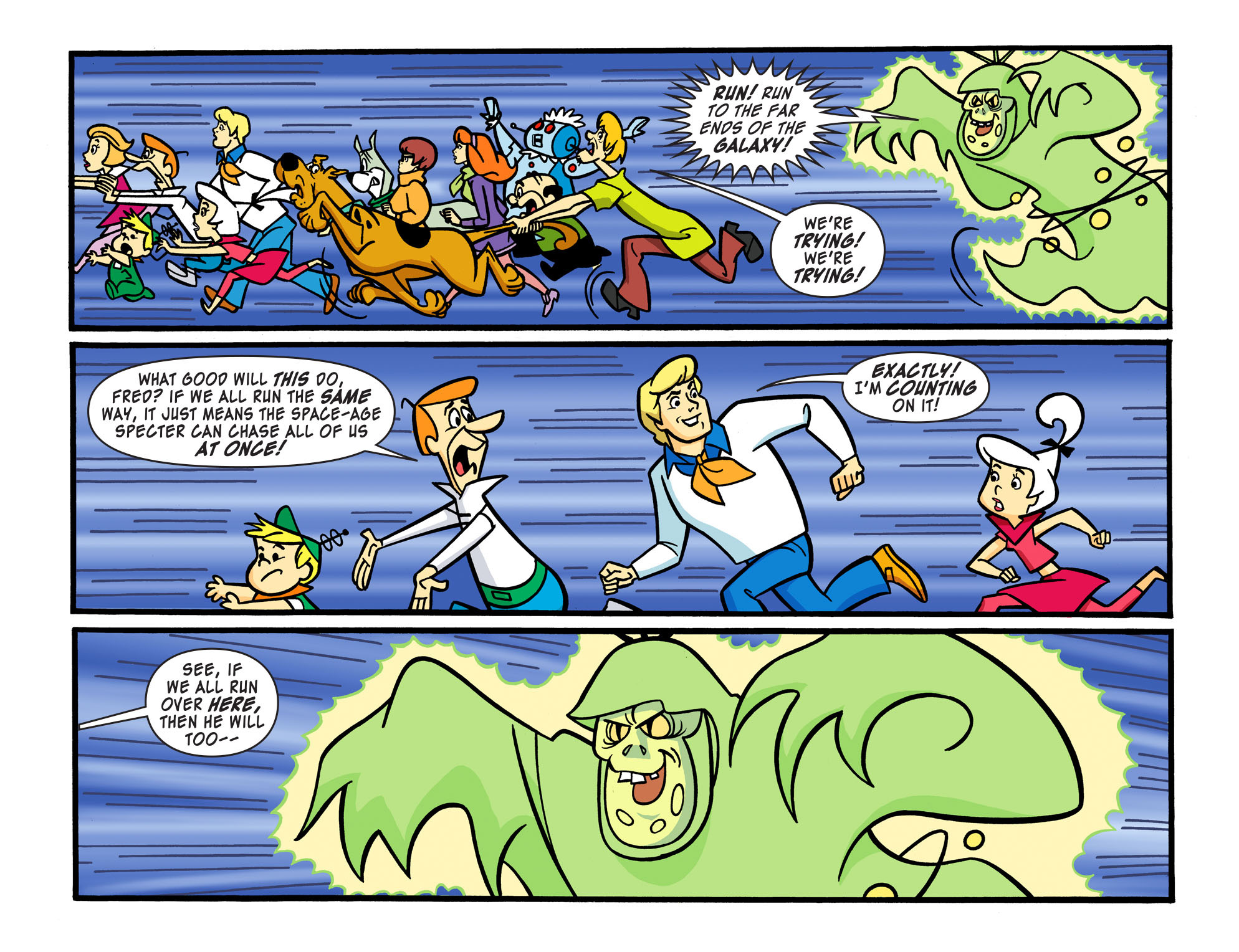 Read online Scooby-Doo! Team-Up comic -  Issue #16 - 12