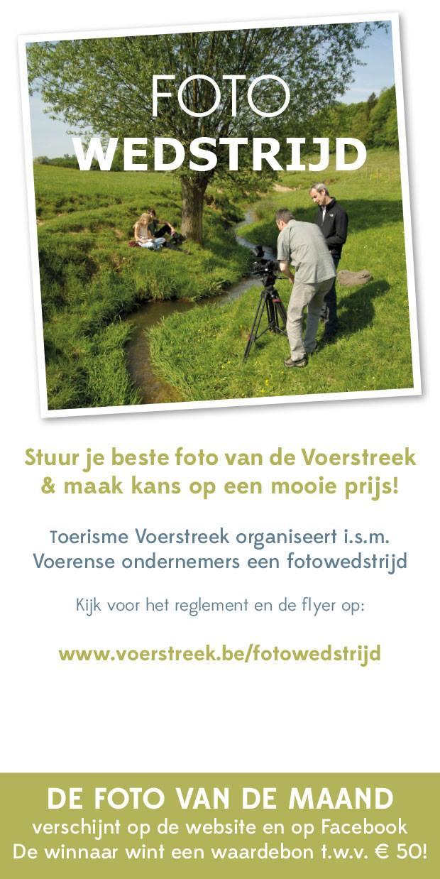 Fotowedstrijd Voerstreek – Foto van de maand
