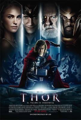 thor 8898 Thor (2011) Español Latino