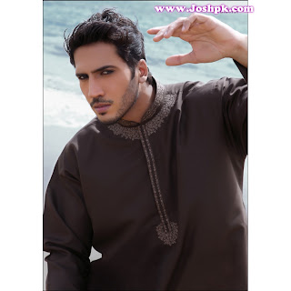 Stylish Mens Kurta Shalwar Designs 2013 by Eden Robe