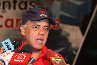 Jorge Rodríguez: El acuerdo que íbamos a firmar incluía amplias garantías electorales y repudio a l
