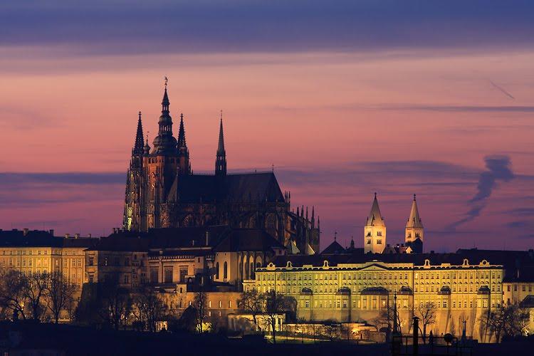 Pražský hrad v celé své ohromující kráse