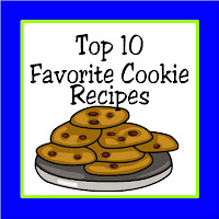Top 10 Favorite Cookie Recipes by Kims Kandy Kreations