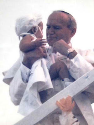1 - Pope John Paul II Visits Iloilo City (1981) - Philippine Photo Gallery