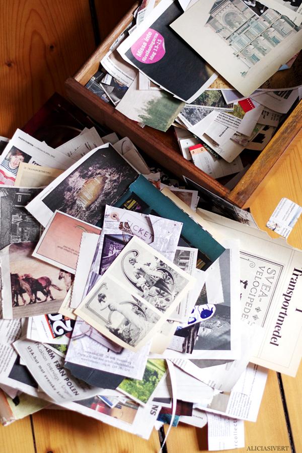aliciasivert, alicia sivertsson, alster och makeri, den stora sakmakarutmaningen 2014, skapa, konst, anti-pyssel, feminism, kreativitet, förråd, lager, rensning, utmaning, revolt, uppror