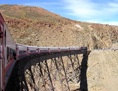 Tren a las nubes, Salta Train to the Clouds salta