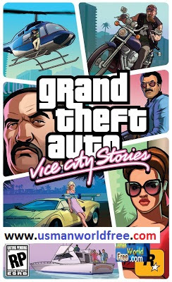 Grand Theft Auto: Vice City Stories Free Download