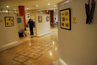 Exposición de juegos tradicionales