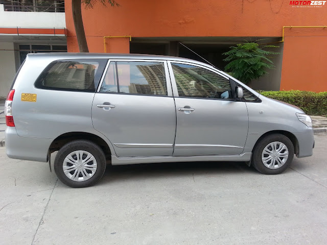 Toyota Innova Rent Delhi, MiCar, ZoomCar, Revv, Myles