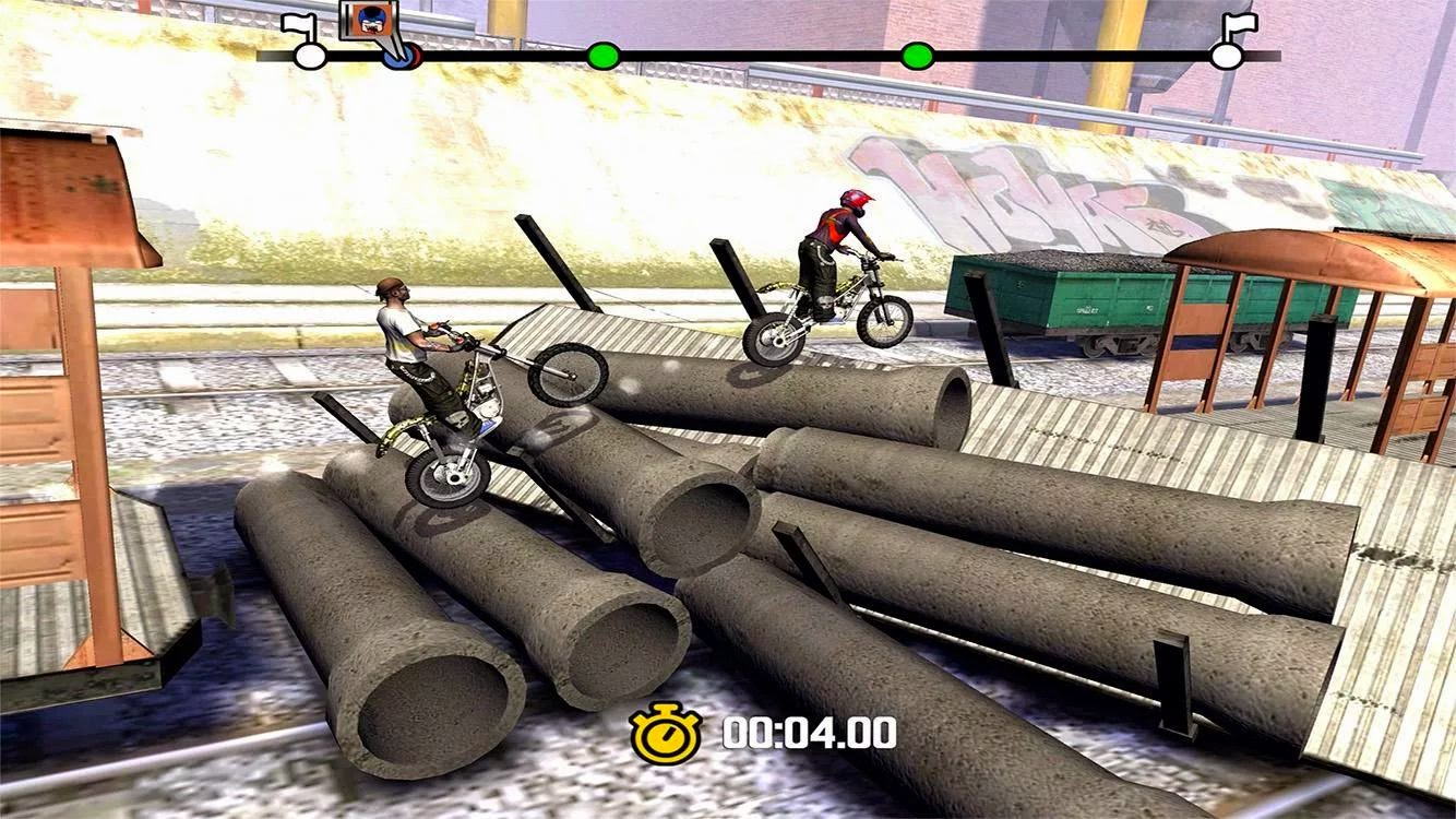Trial Xtreme 4 Android