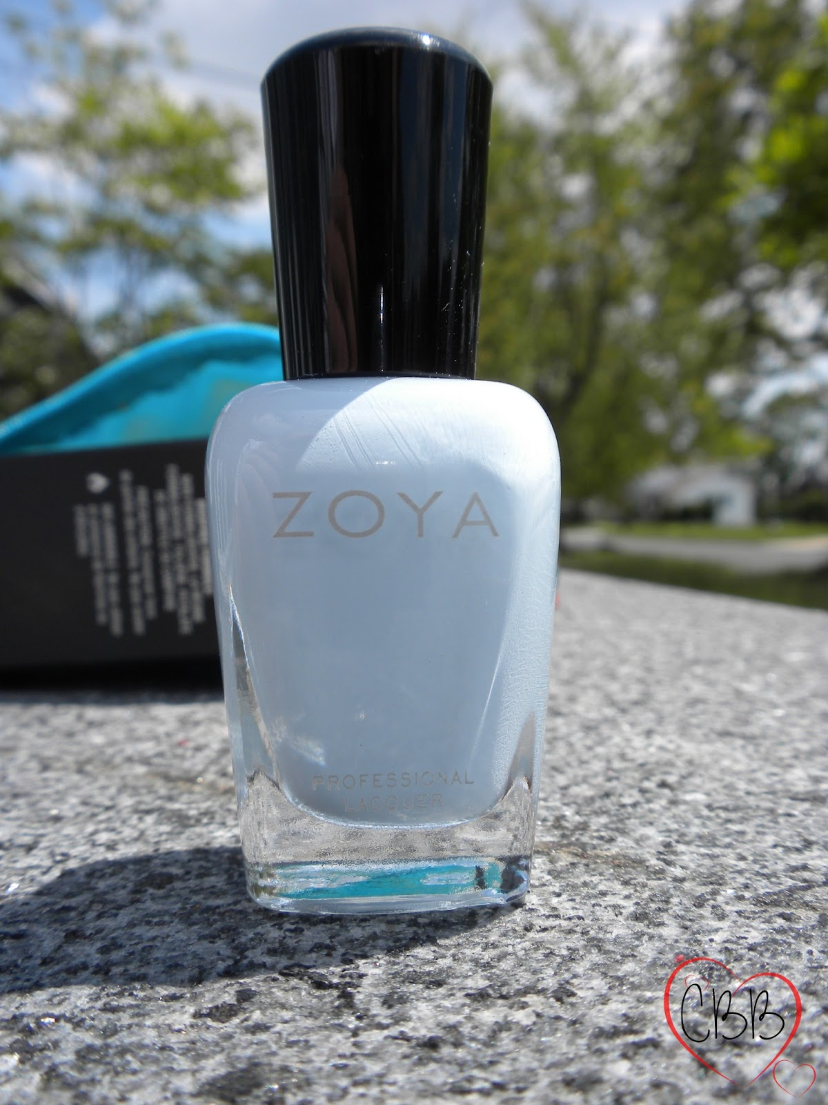 Sammi the Beauty Buff: Review: Zoya Nail Polish in Blu