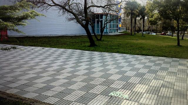 Pabellon de Deportes, 2012 Abbe Nozal