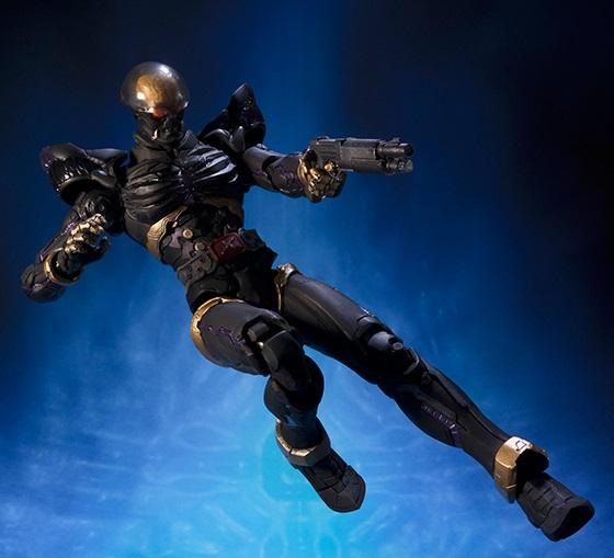 S.I.C. Hakaider Action Figure Kamen Rider