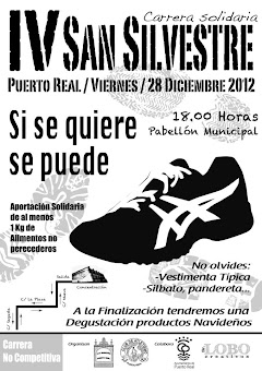 IV San Silvestre Solidaria de Puerto Real