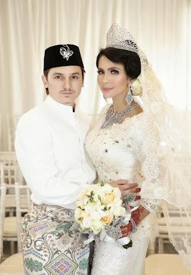 Gambar Menarik Di Sekitar Majlis Perkahwinan Rozita Che Wan Dan Zain Saidin