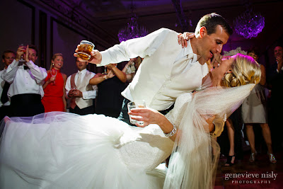 Shi Shi Events Renaissance Cleveland Hotel Wedding