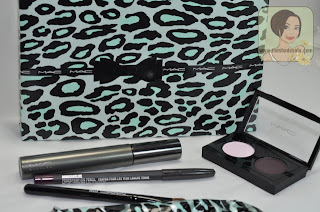 MAC Eye Look Gift Set