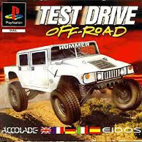 Link Test Drive Off Road PS1 ISO Clubbit