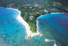 Foto Pantai Senggigi Tempat Wisata Pulau Lombok
