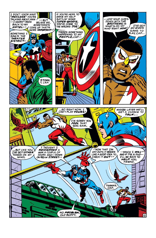 Captain America (1968) Issue #149 #63 - English 13