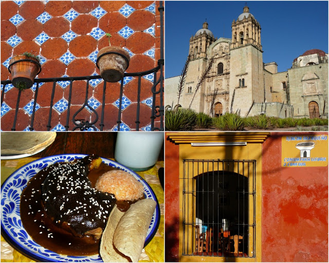 Mexique - Puebla -Oaxaca - mole poblano