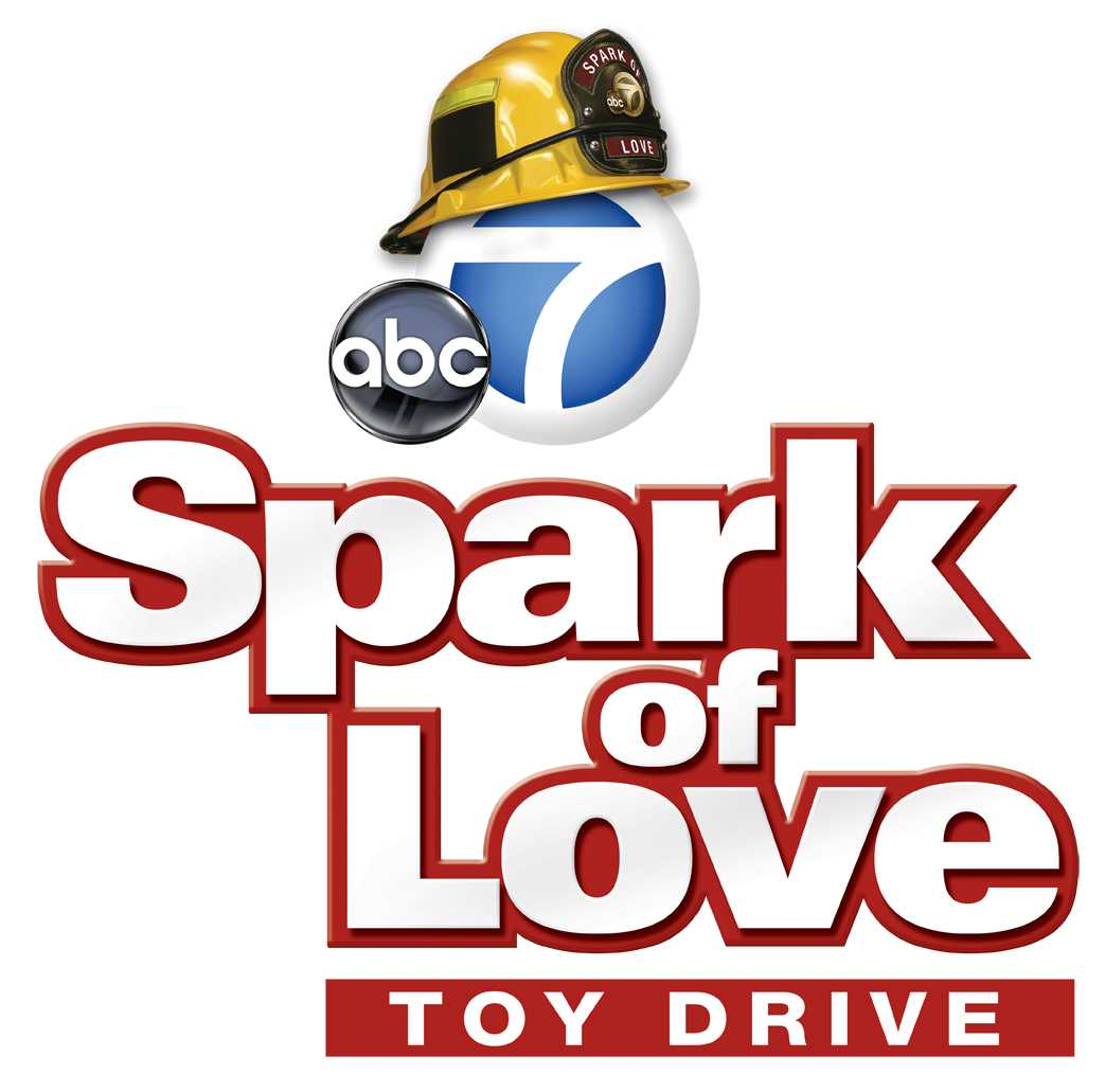 Toy Drive Logo : Cal fire inyo mono san bernardino unit th annual spark