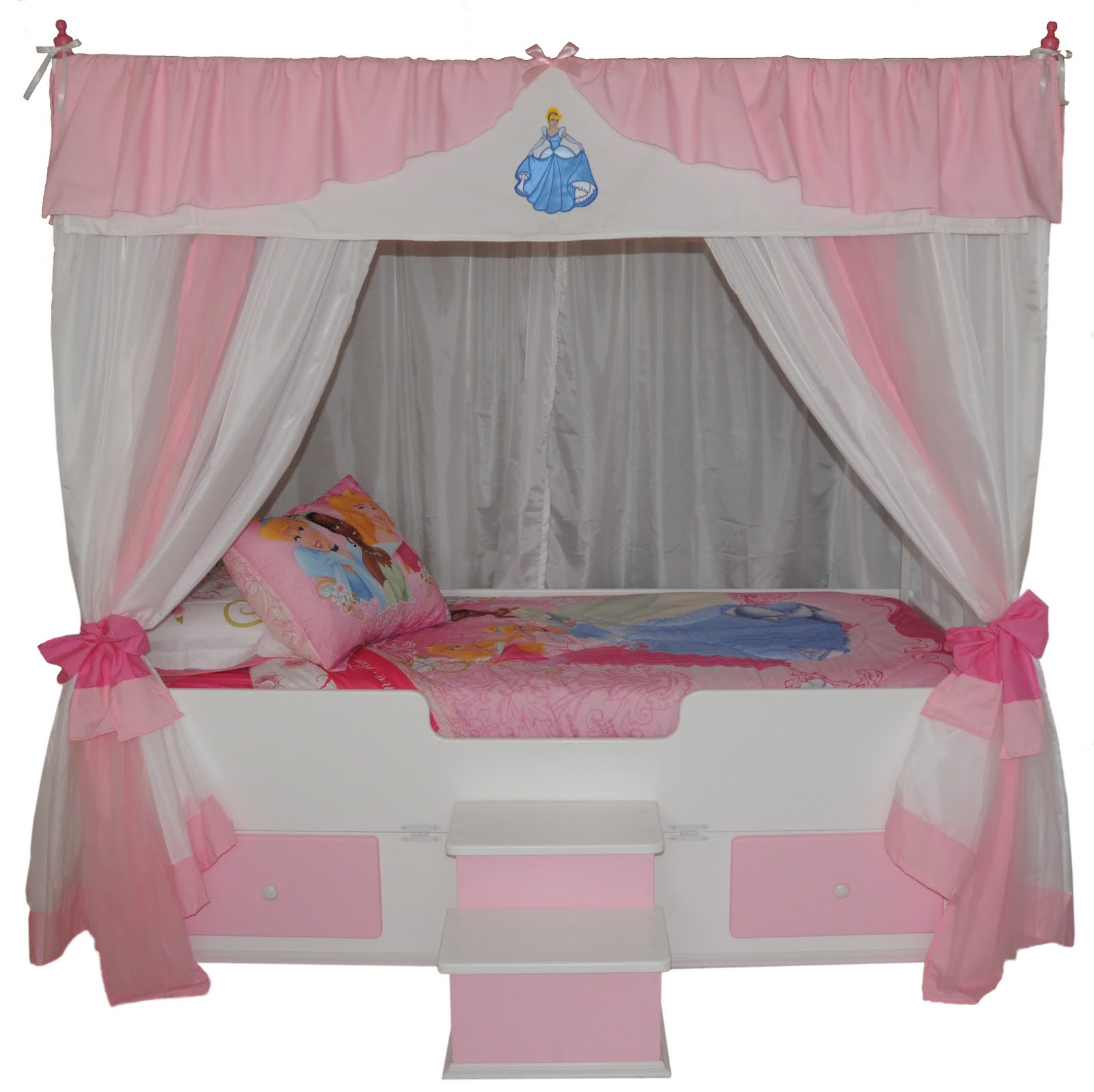 Princess Canopy Beds: March 2011