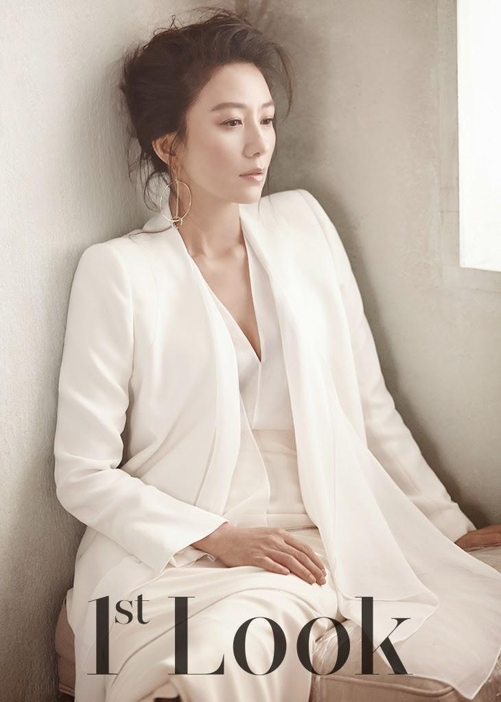 Kim Hee Ae - 1st Look Magazine Vol.63