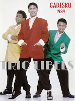 Trio Libels - Gadisku ( Album 1980 )