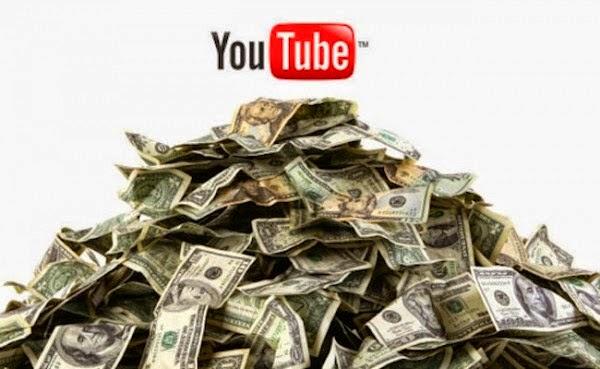 Youtube ladang mencari Dollar yang Gratis