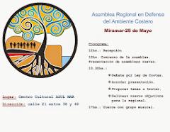 14va asamblea regional en defensa del ambiente costero