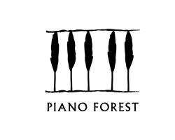 Makna Tersembunyi dari 40 Logo Terkenal di Dunia: Logo Piano Forest