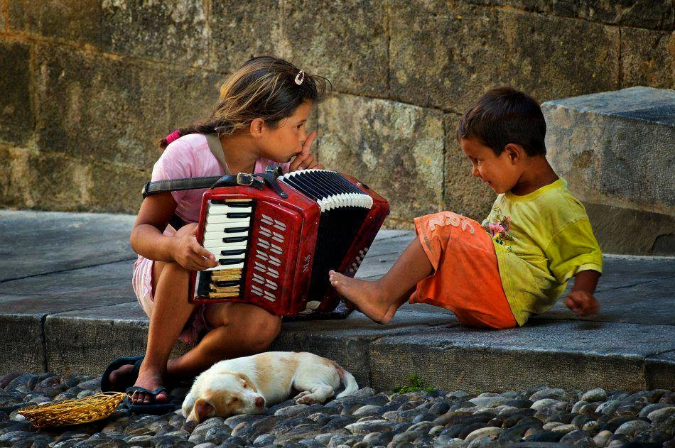 Láska s harmonikou
