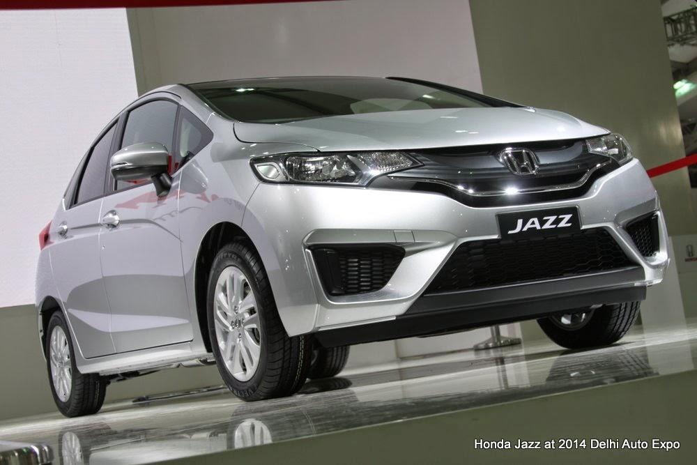 2014 Honda Jazz, 2015 Honda Jazz, Yeni Honda Jazz