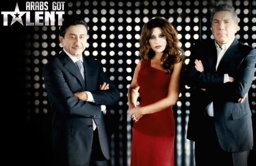 مشاهدة الحلقة الاولى من برنامج Arabs Got Talent 2 2012 الجزء الثاني