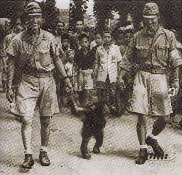 Dalam waktu senggangnya tentara Jepang juga menunjukan sifat ...