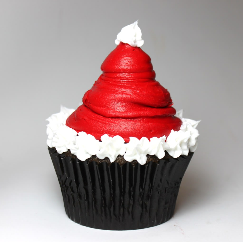 Christmas Cupcake Decorations : Cute Food For Kids?: 41 Cutest and Most Creative Christmas ...