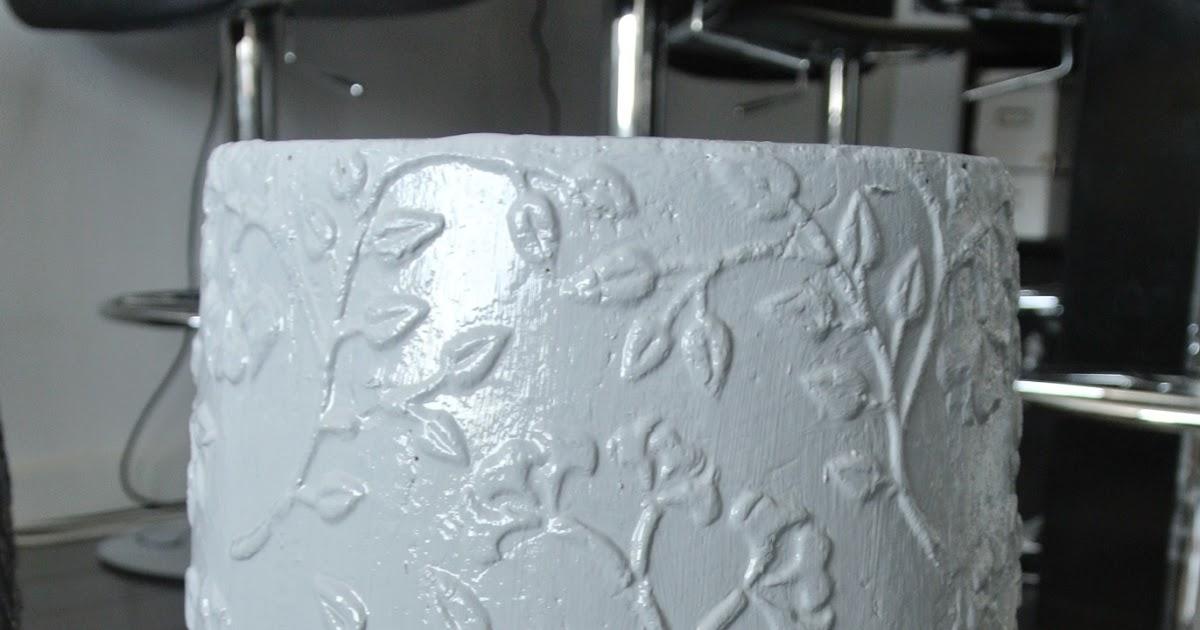 Zw h nl bloempotten pimpen met grijze muur verf - Kleurenkaart grijze verf ...